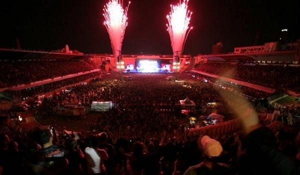 Metallica 2014 İstanbul konseri