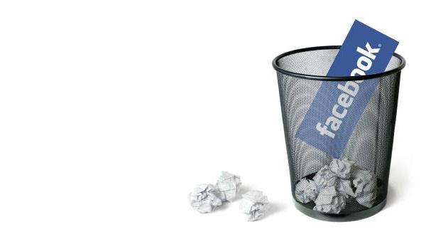 4 adımda facebook hesabınızı tamamen silin