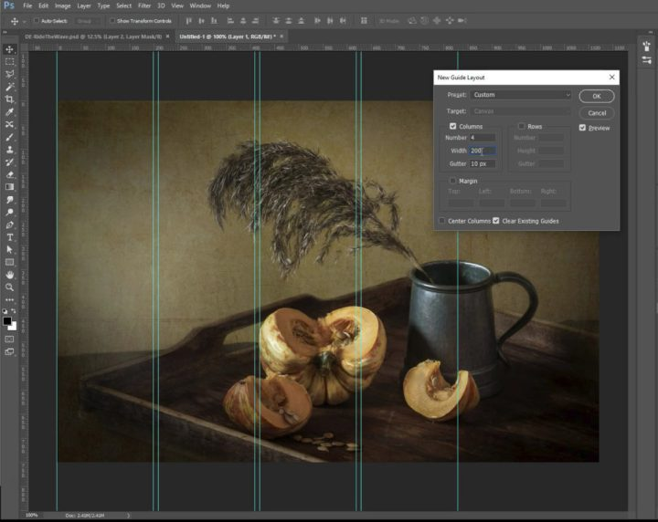 Photoshop Guide Layout - 02