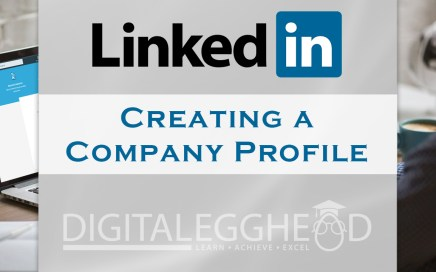 Linked In Create Company Profile - Header Image