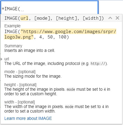 Google-Sheets-Inserting-Images-05-IMAGE-Function
