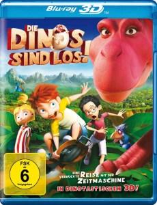 Die Dinos sind los -Blu-ray