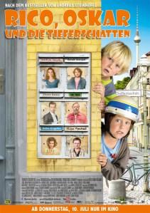 Plakat - Rico Oskar und die Tieferschatten