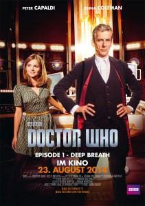 Doctor Who - Deep Breath Staffel 8 - Plakat