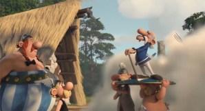 Asterix im Land der Götter - Szenenbild