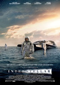 Interstellar -Plakat- 220px