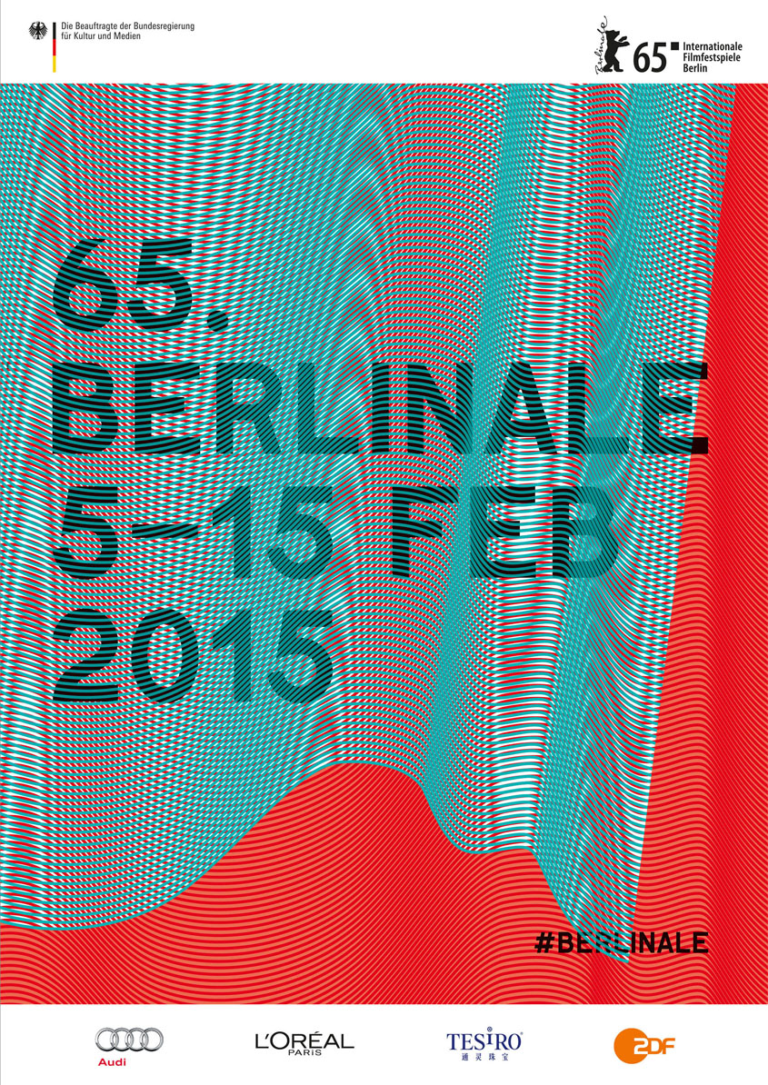 65 Internationale Filmfestspiele Berlin - Plakat Berlinale