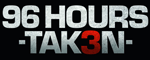96 Hours - Taken 3  - Logo