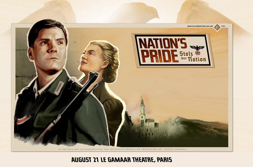 Einladung Nations Pride Faketrailer
