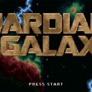 Guardians of the Galaxy 8bit