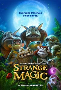 Strange Magic Plakat