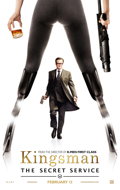 Kingsman - IMAX -Poster
