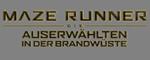 Maze Runner- Die Auserwählten in der Brandwüste 3D- Logo
