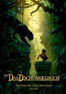 Das Dschungelbuch - Plakat