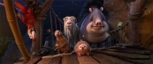 Robinson Crusoe - Szenenbild 1