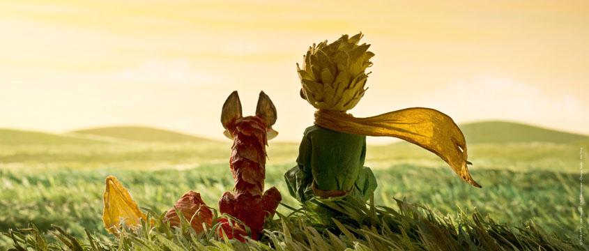 Der Kleine Prinz -Szenenbild 1