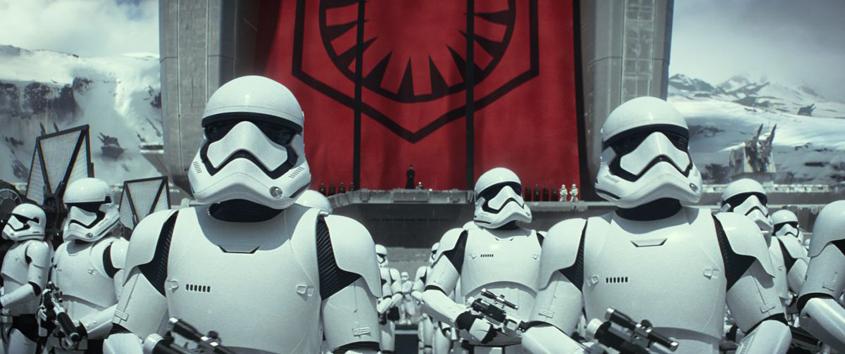 Star Wars - Das Erwachen der Macht- Szenenbild 11 Stormtrooper