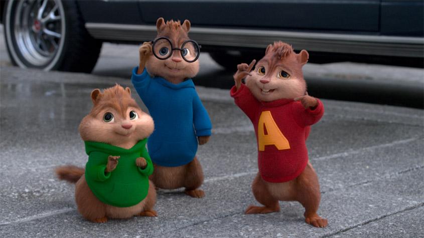 Alvin 4 - Szenenbild 2