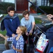 Spielfilm Autokamera Prius