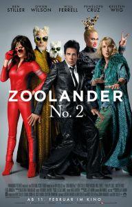 Zoolander 2 - Hauptplakat