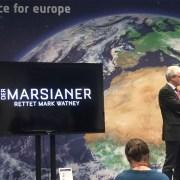 Marsianer ESA Paolo Ferri