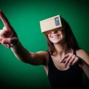 Virtual Reality- Cardboard