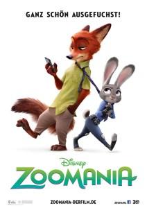 Zoomania - Plakat