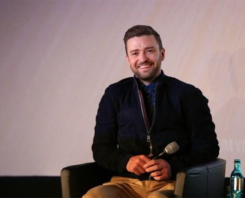 Trolls Screening 4- Justin Timberlake