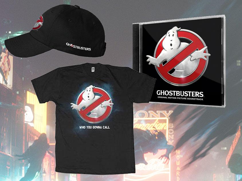 Gewinne Ghostbusters