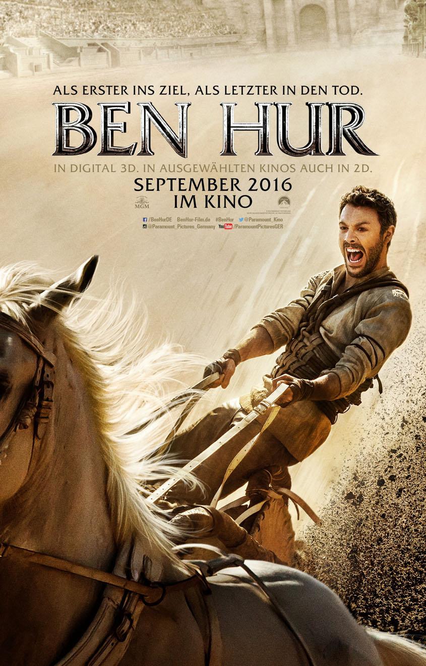 Ben Hur Plakat