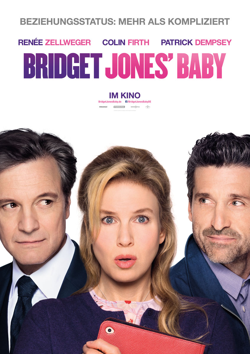 Bridget Jones Baby - Plakat