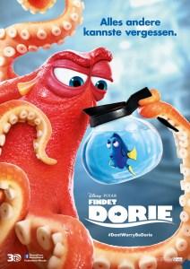 Plakat Findet Dorie