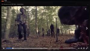 The Walking Dead 360 Grad Video