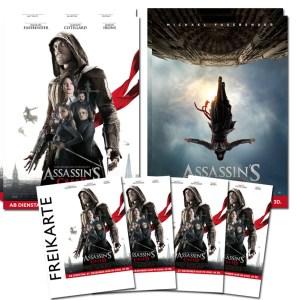 Gewinne Assassins Creed