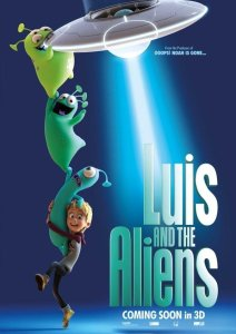 Luis-and-the-Aliens - 3D- Poster