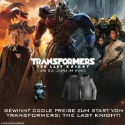 Gewinne Transformers The Last Knight