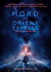 Mord im Orient Express - Plakat