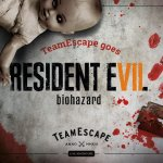 Team Escape - Resident Evil - Escape Room