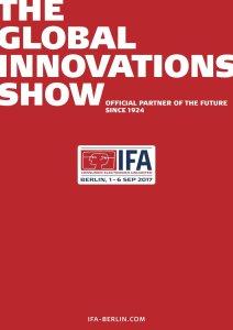 IFA Berlin 2017-Plakat