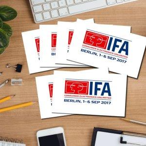 Tickets IFA 2017