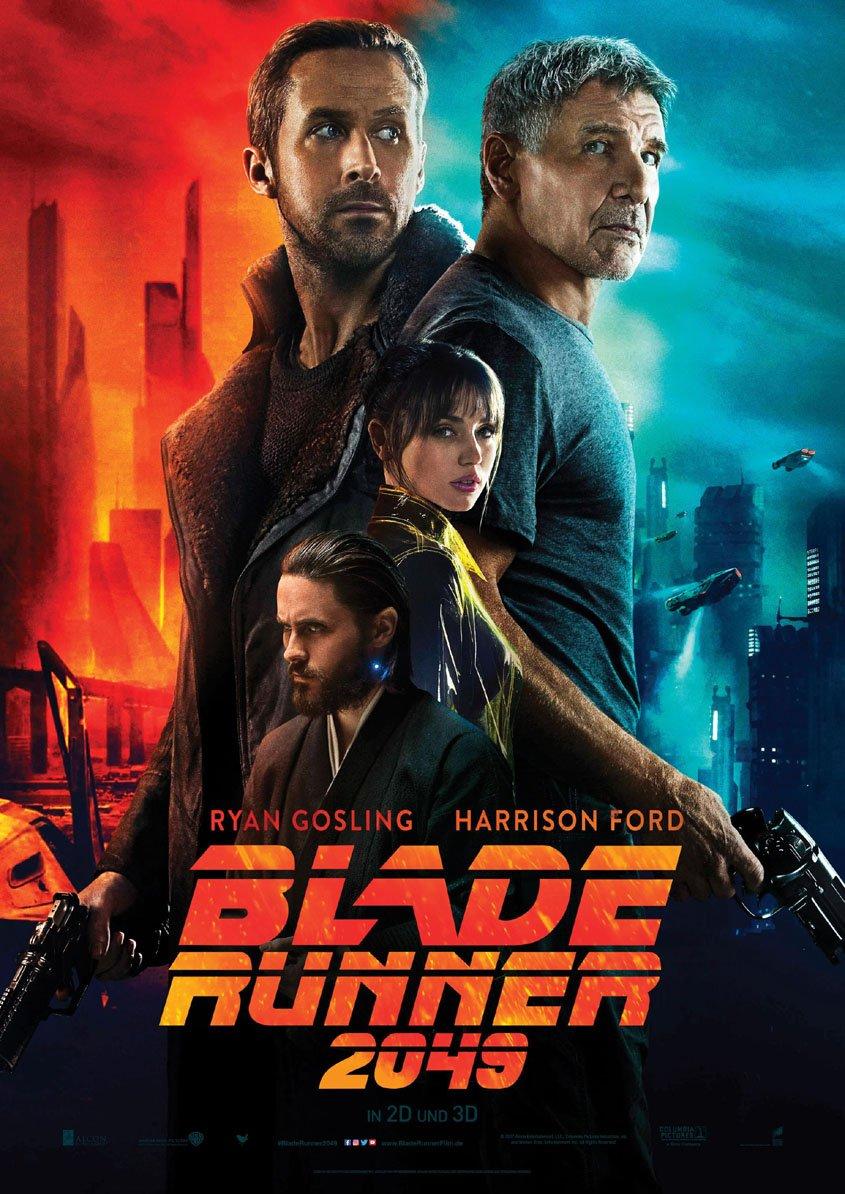 Blade Runner 2019 - Plakat