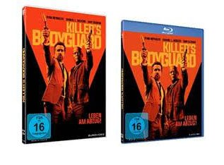 DVD BD Killers Bodyguard