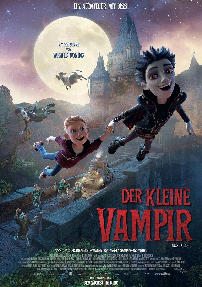 Der Kleine Vampir - Plakat