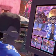 Pixar COCO - Social Virtual Reality