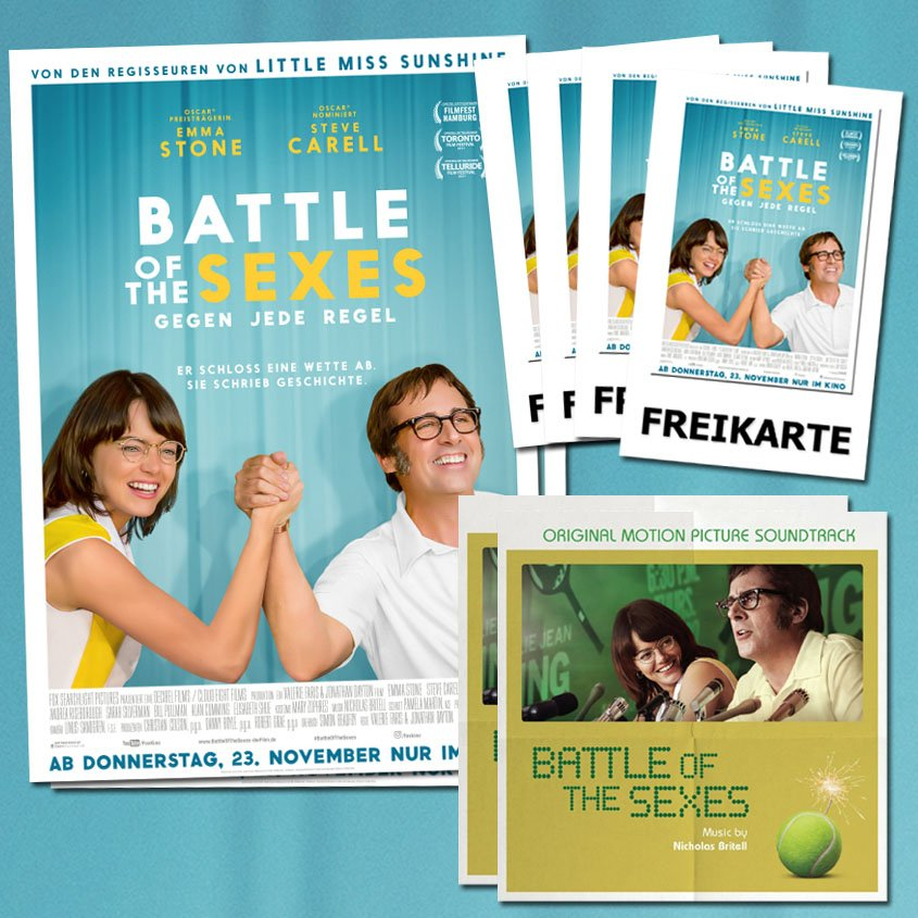 Gewinne Battle of Sexes