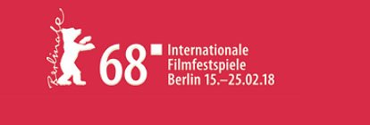 68 Internationale Filmfestspiele Berlin - Berlinale- Logo