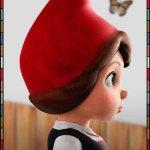 Sherlock Gnomes - Spoof - Plakat - Lady Gnome