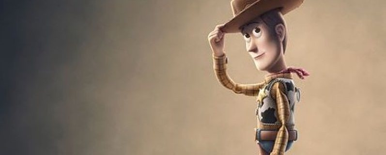 Teaserplakat TOY STORY 4