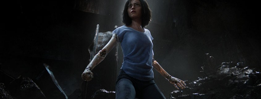 Alita Battle Angel- Szenenbild 1