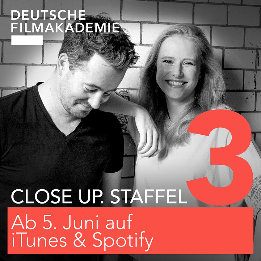 Podcast Close Up Staffel 3